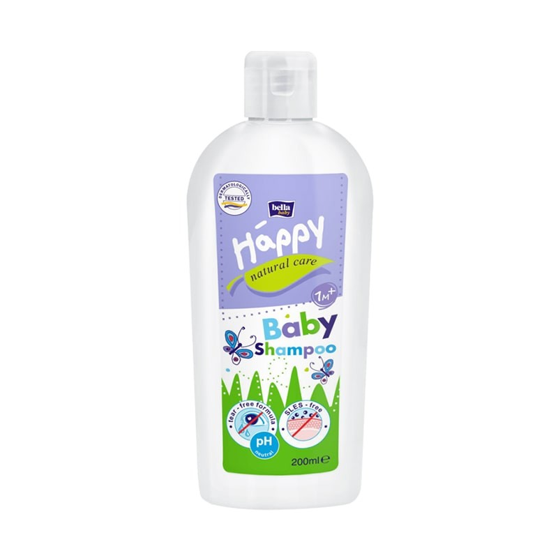 Shampoing pour bébé Happy 200 ml