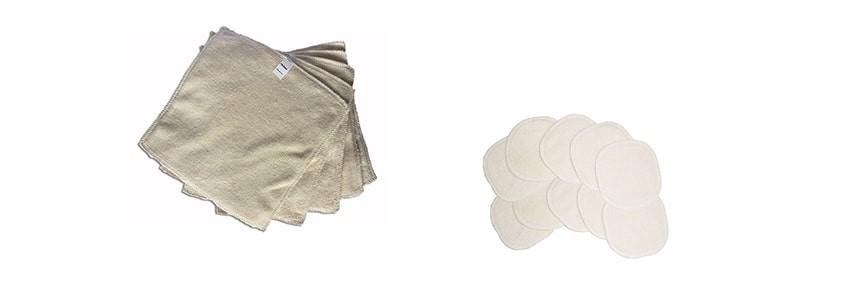 Lingettes lavables | Pour bébé et Maman | Calichou