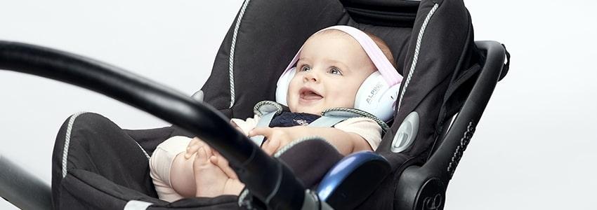 Casques auditifs pour bébé | Calichou